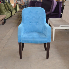 Кресла б/у ткань бирюзовые