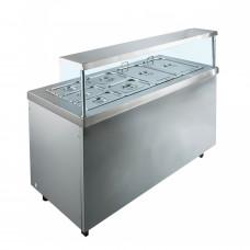Мармит холодильный б/у под обшивку Domino