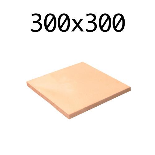 Подовый камень для пицца печи 300х300х20 мм.