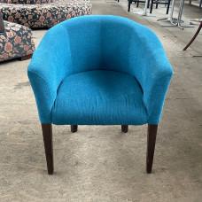 Кресла б/у ткань бирюза
