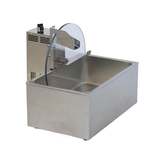 Аппарат для темперирования шоколада с колесным миксером б/у