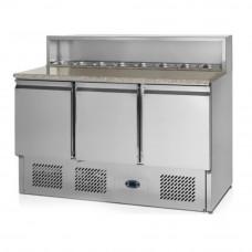 Холодильный стол для пиццы б/у TEFCOLD PT930