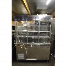 Холодильный мармит – витрина б/у