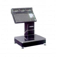 Весы торговые б/у Масса-К ВП-15Т.2 с печатью этикетки