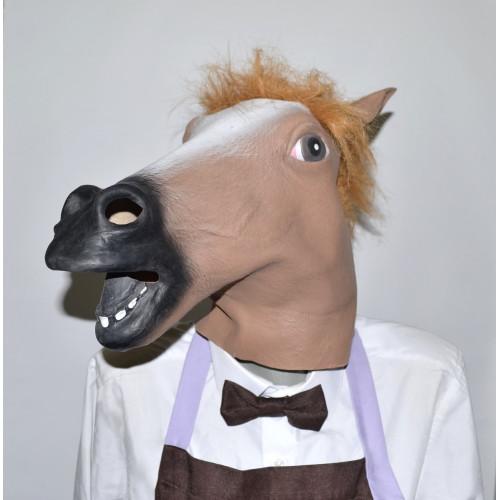 Маска лошади б/у