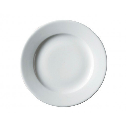Тарелка б/у из фарфора 20,5 см
